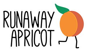 Runaway Apricot Logo