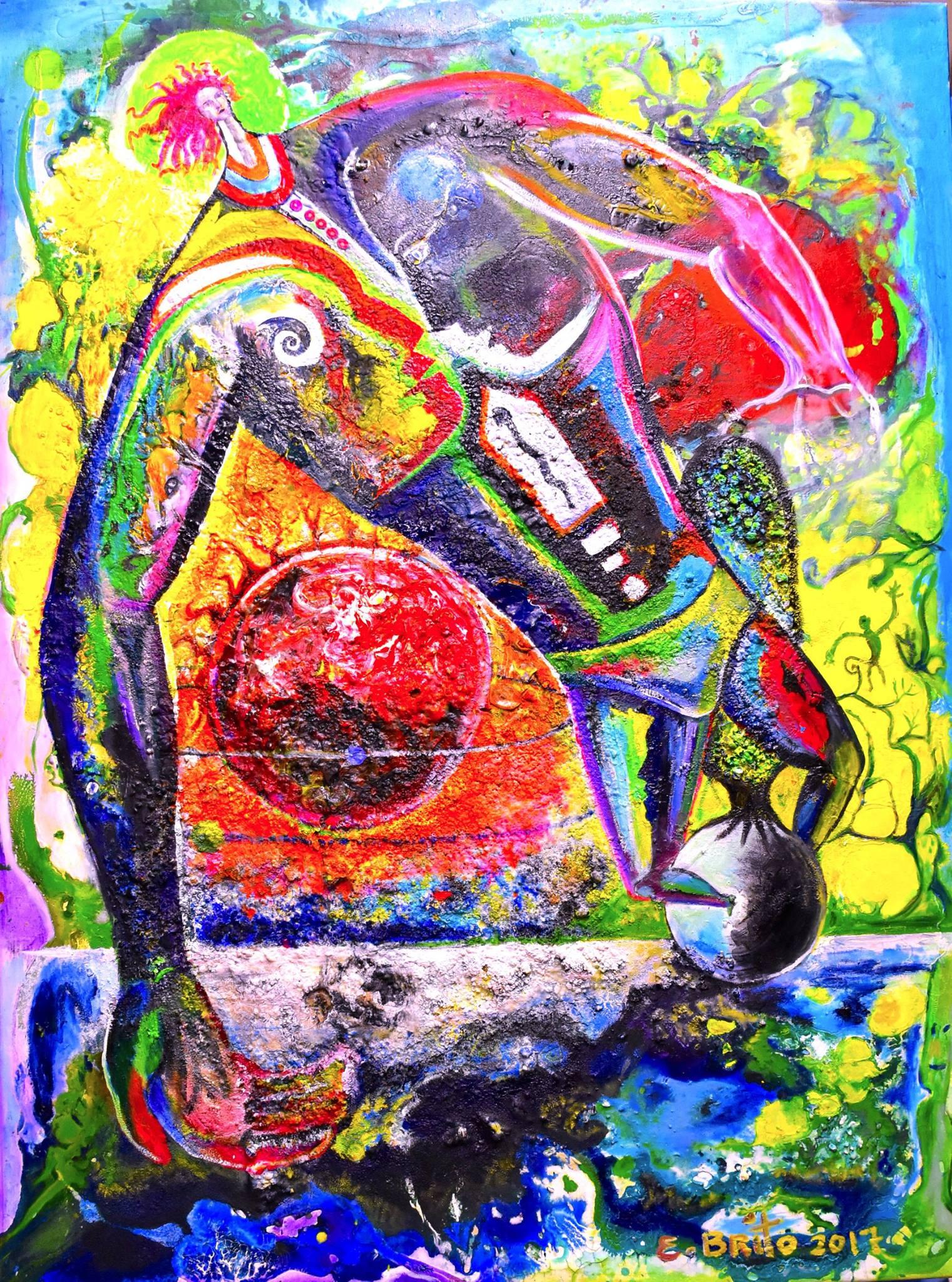 Artwork by Enrique Brito
