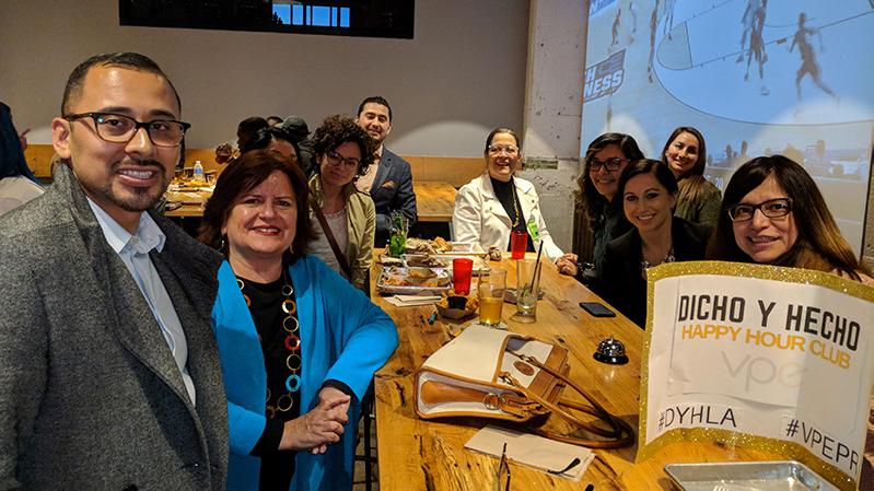 March Dicho y Hecho Event DTLA