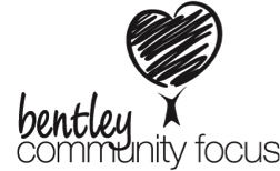 Bentley Community Focus logo