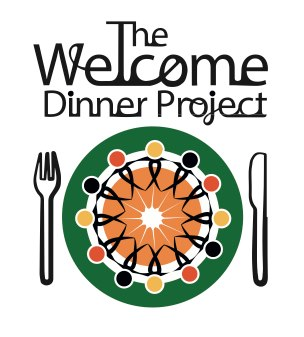 The Welcome Dinner Project Logo