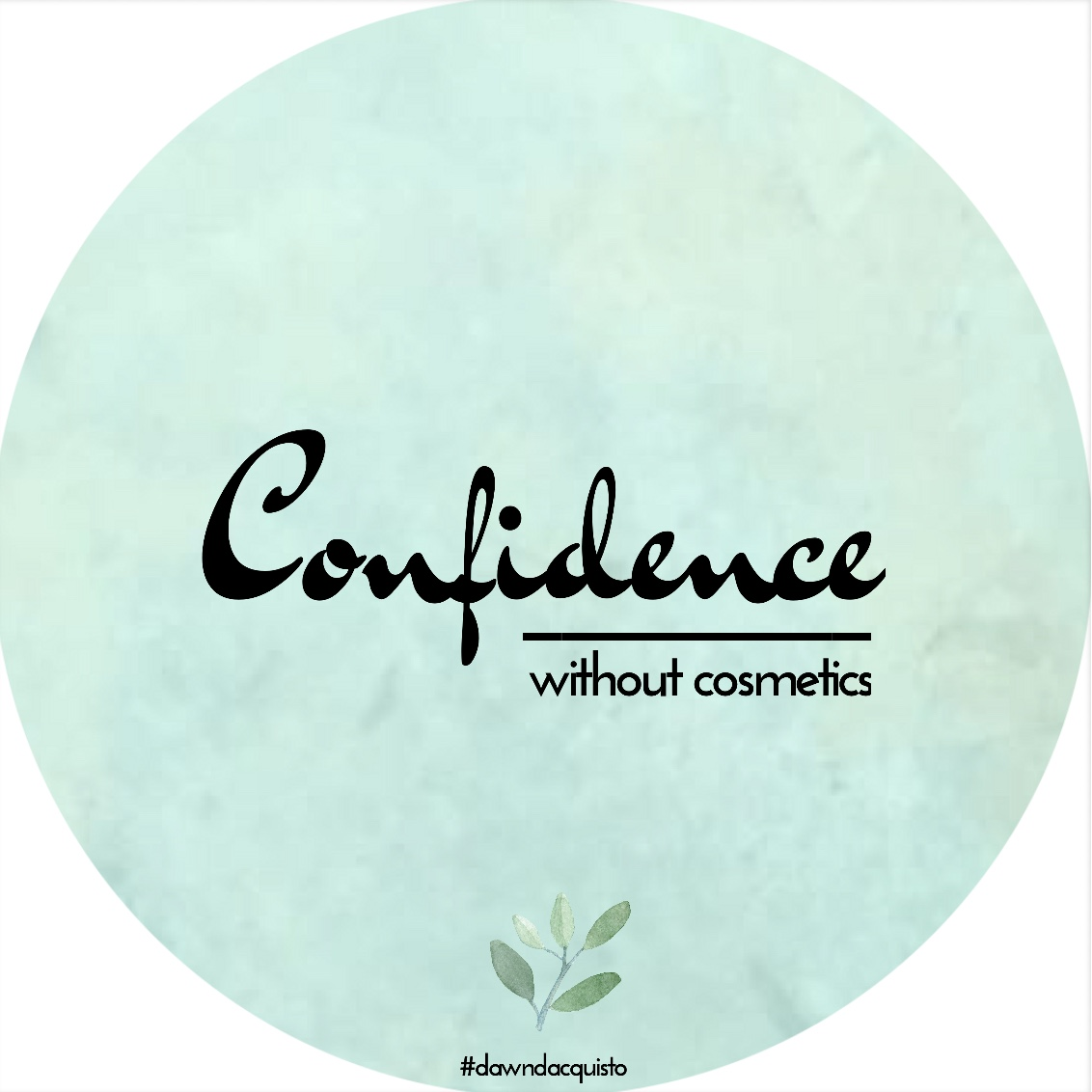 District Bliss Workshop | Game Face Fridays with Confidence without Cosmetics in Carlsbad, CA
