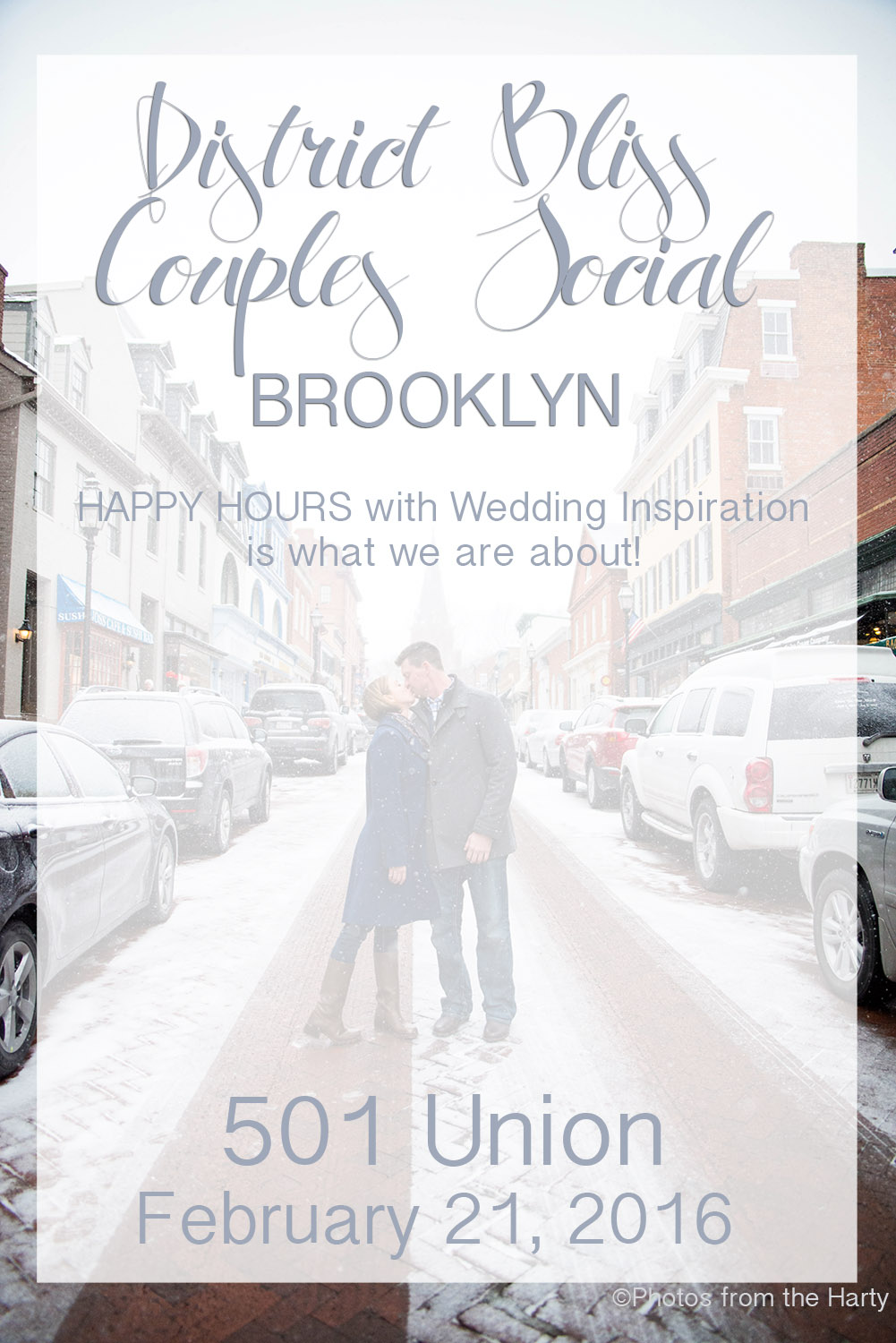 Wedding Expo Alternative, District Bliss Couples Social Happy Hour, Brooklyn, New York, Fun, Gifts, Goodies, Drinks, Vendors, Bridal, Show, Inspiration, Bride, Brides, Bridal Shower, Bridesmaid, Drinks, Happy Hour, Engaged, Fun