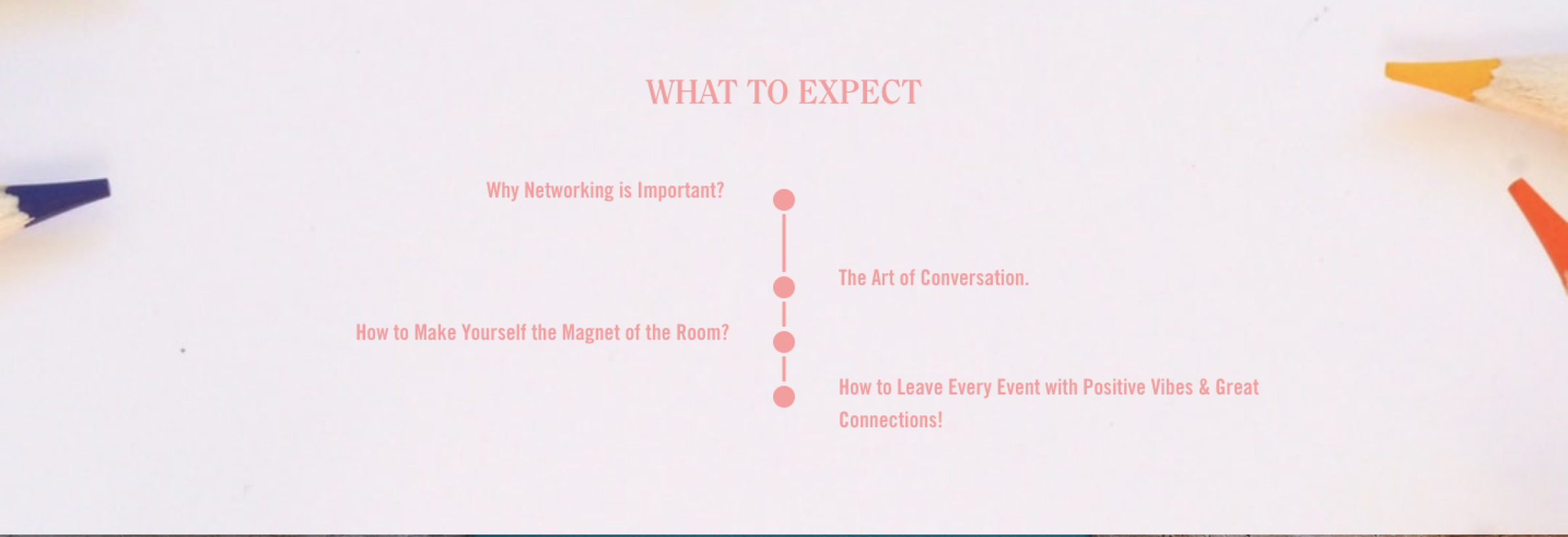 What to Expect - Wingwoman Collective