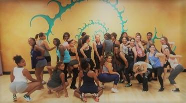 Dallas dance class