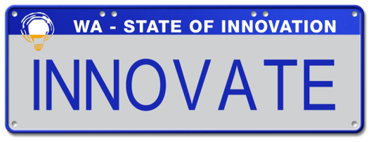 Innovate Licence Plate
