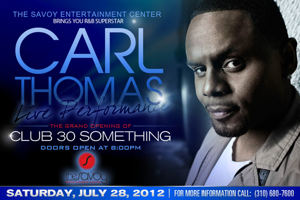 carl thomas flyer