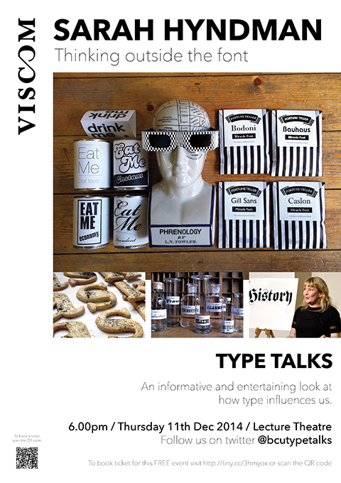 Type Talks Sarah Hyndman