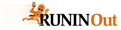 RuninOut logo