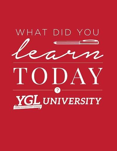 YGL University logo