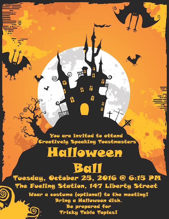 Open House Halloween Ball