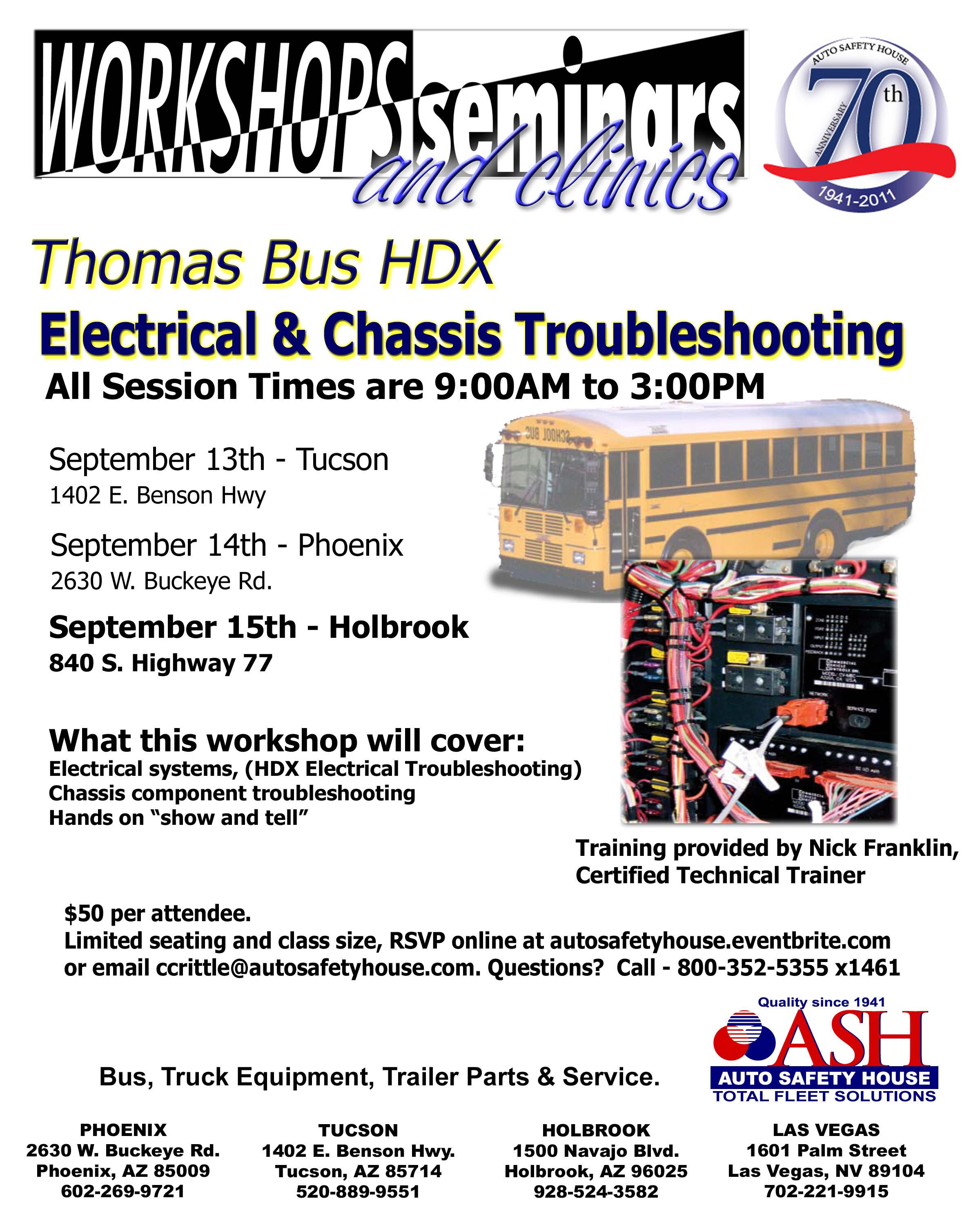 HDX Workshop Flyer