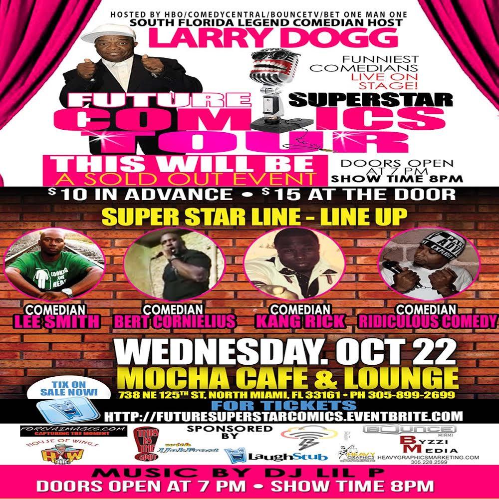 Mocha Cafe And Lounge North Miami Fl