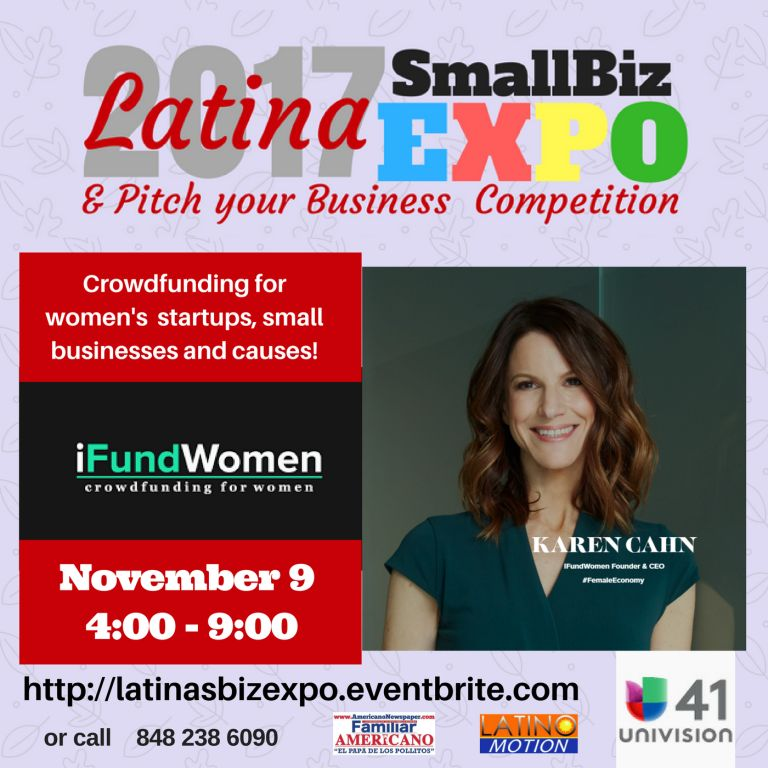 Latina SmallBiz Expo and Pitch your Biz Competition