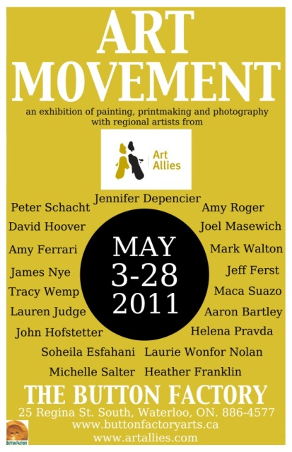 Art Movement Private Reception