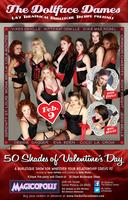 The Dollface Dames-50 Shades of Valentine's Day
