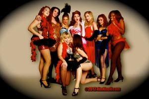 That's an Un-Wrap: the Dollface Dames present Movie Burlesque