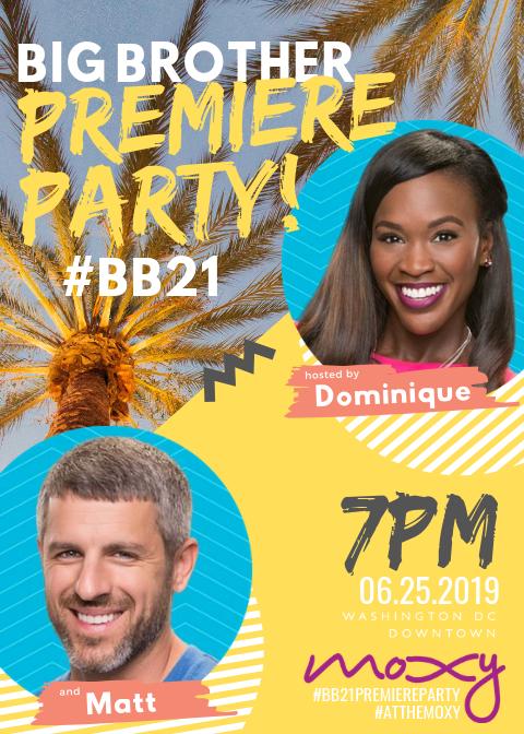 BB Premiere Party