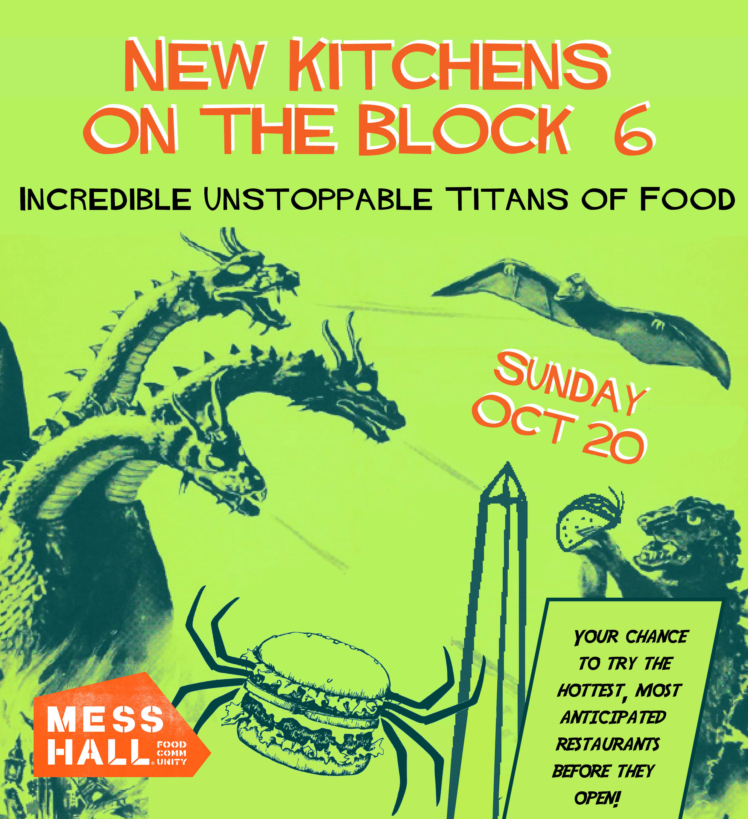 Image result for mess hall new kitchens on the block 6