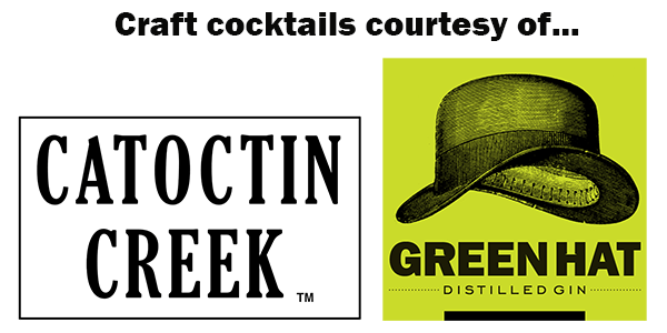 Cocktail Time! Catoctin + Green Hat