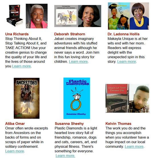 Metro Atlanta Authors Showcase