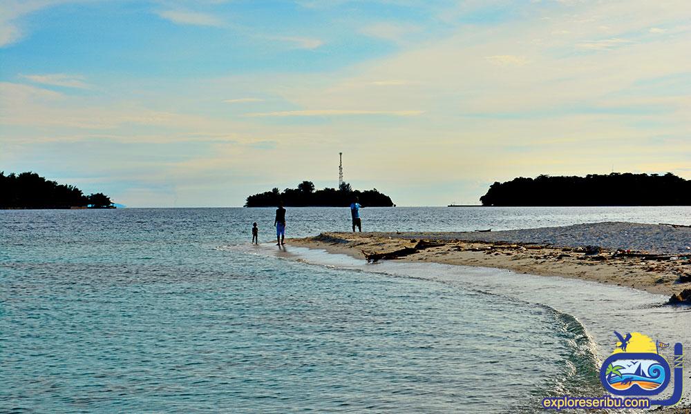 pulau gosong pulau harapan