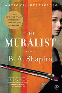 The Muralist novel cover