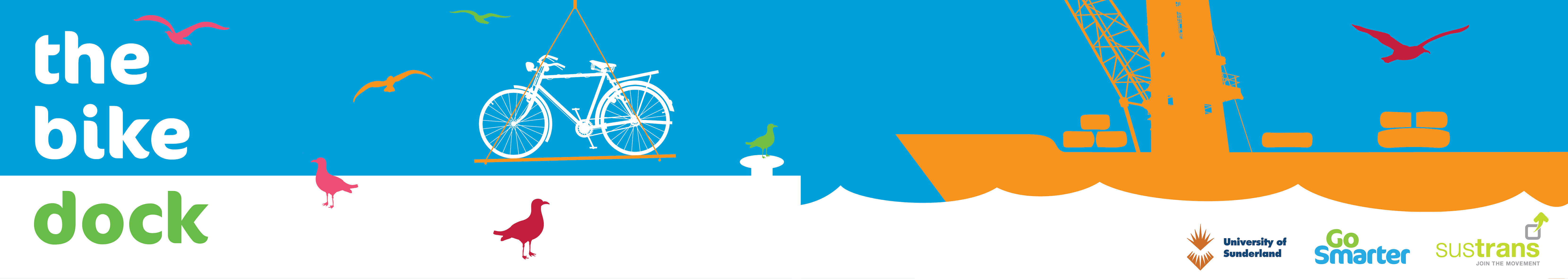 The Bike Dock Banner