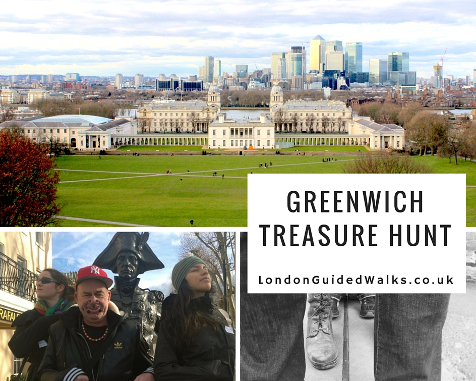 Greenwich Treasure Hunt