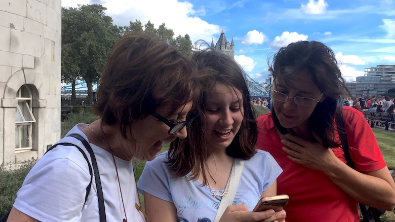 Pokemon London Walks: London Bridge to Tower of London