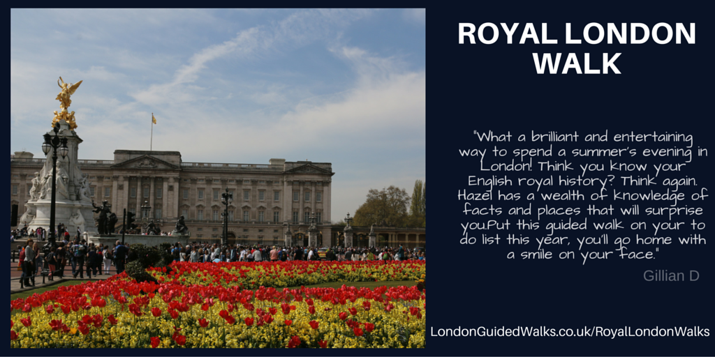 Royal London Tour