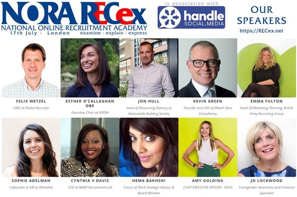 RECex 18 Speakers