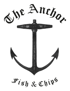 The Anchor Fish and Chips logo