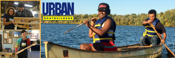 Urban Boatbuilders Youth Programs