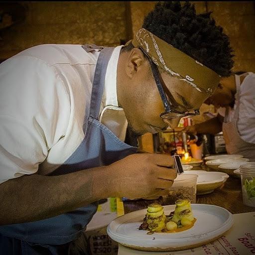 Chef Jonathan Rhodes