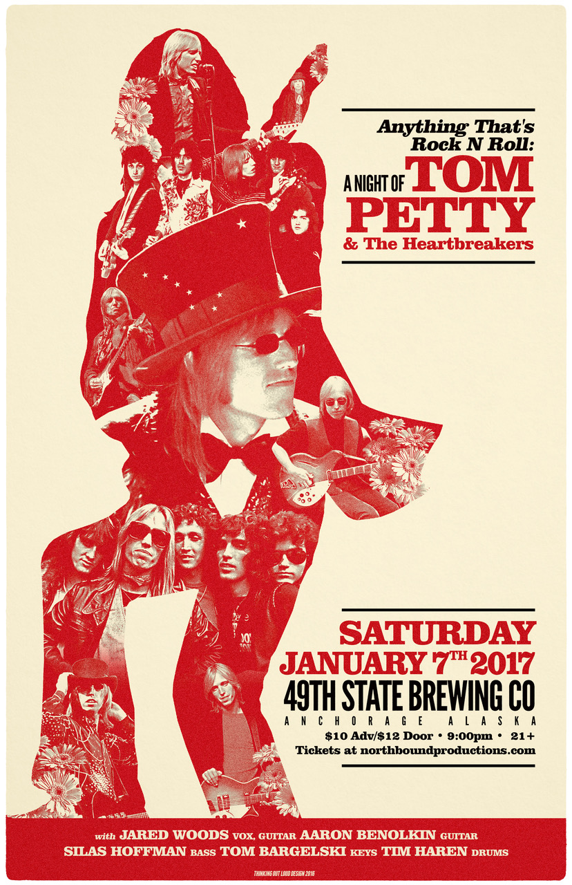 A Night of TOM PETTY & The Heartbreakers!