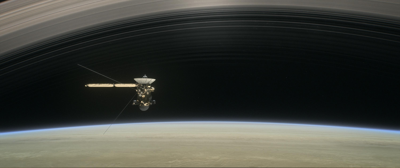 Grand Finale: Cassini in the Gap