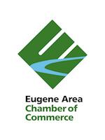 Eugene Area Chamber of Commerce logo
