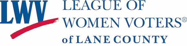 League of Women Voters of Lane County logo