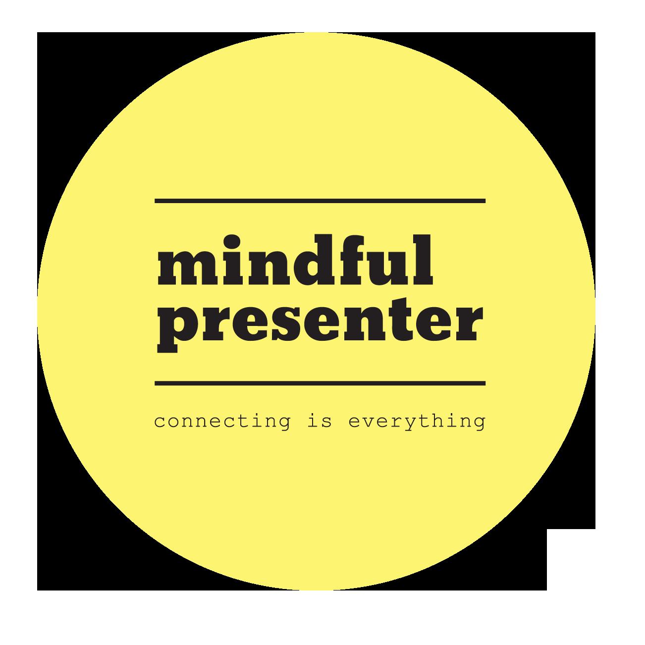 Mindful Presenter Logo
