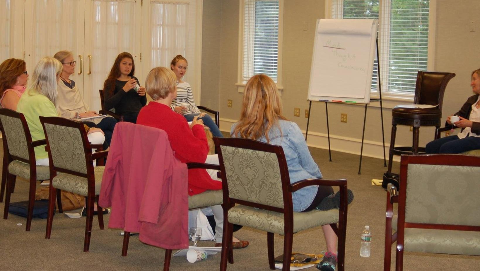 Annika Hurwitt Seminars for Women