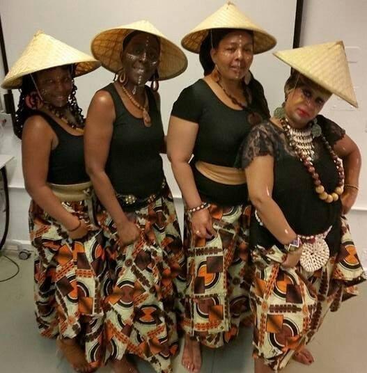 Yemalla's FREE WORKSHOP at Focus Africa 8th YEAR ANNIVERSARY