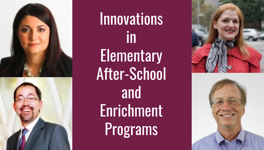 innovations in afterschool