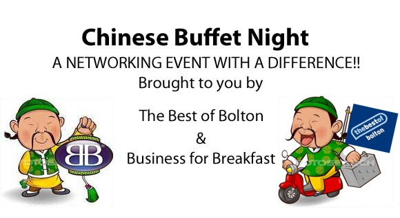 Chinese Buffet Networking Event