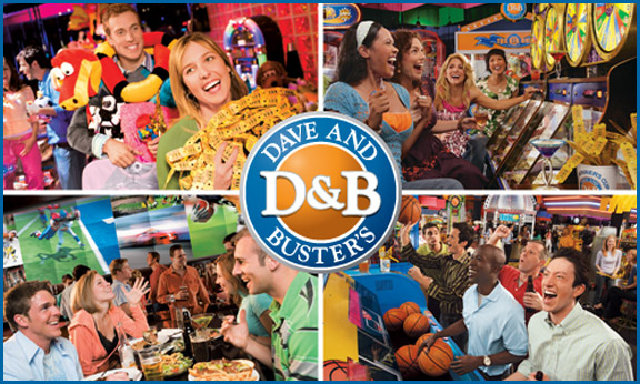 Dave and Buster's - LendSmart Mortgage LLC