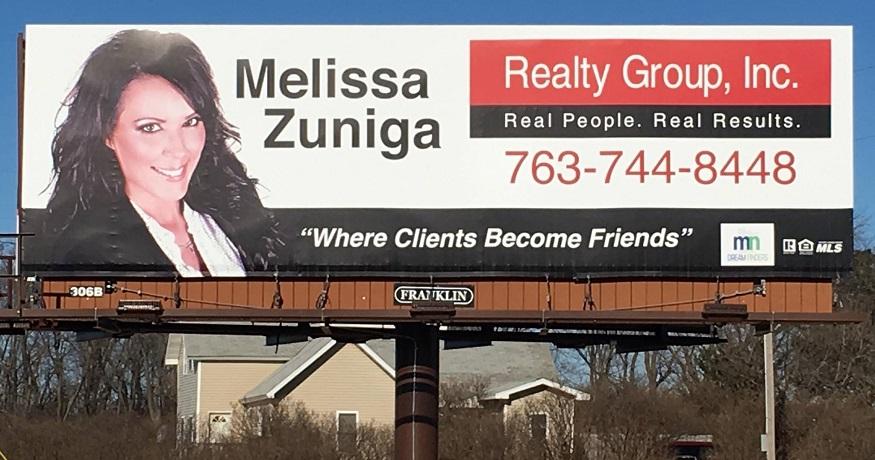 Melissa Zuniga, The Realty Group