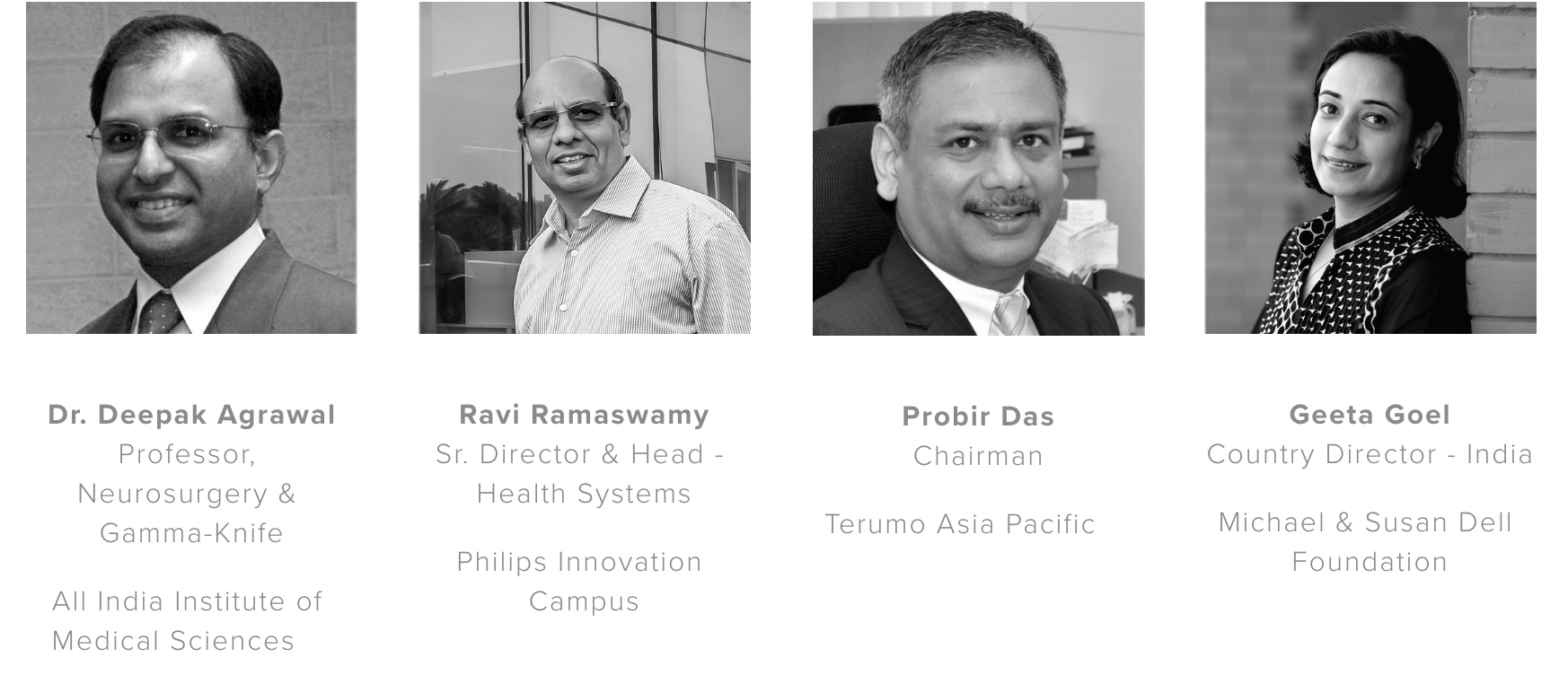 Summit New Delhi Speaker Highlights