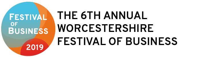Worcestershire Festival of Business Logo