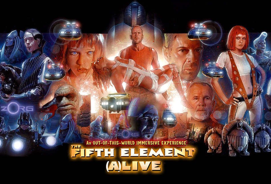 The Fifth Element (A)Live - It's Back!!! Tickets, Sat, Jul ... Milla Jovovich Age