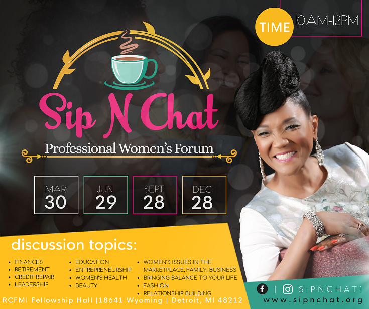 Sip N Chat Updated